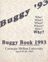 1993 buggy book