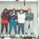 CIA's 1988 Women's B-team...I wonder who they're supposed to be...